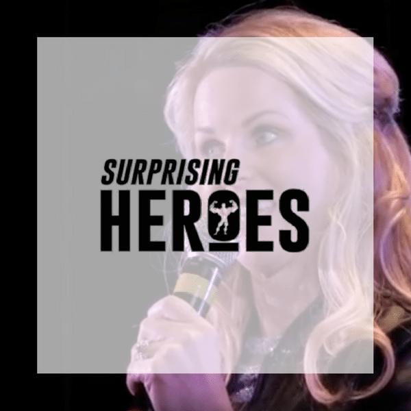 Surprising Heroes