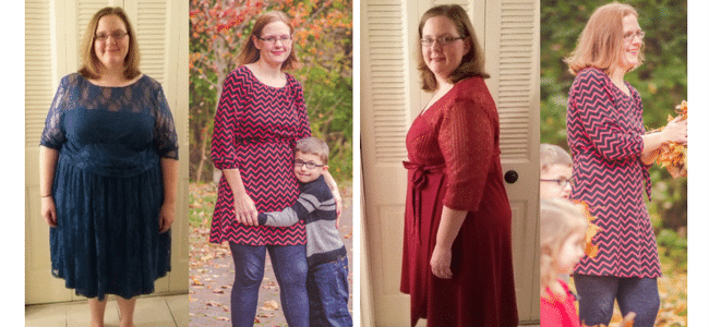 weight loss success story shaped by faith