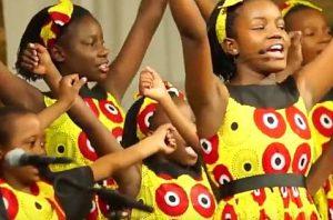 Sozo Children's Choir