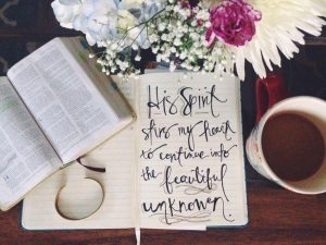 Holy Spirit provides the power we need